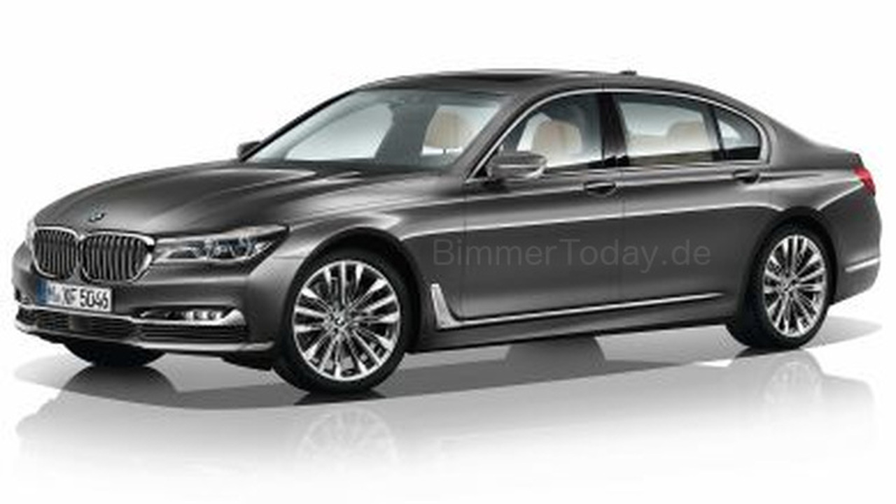 BMW 7er 2015 Pure Excellence