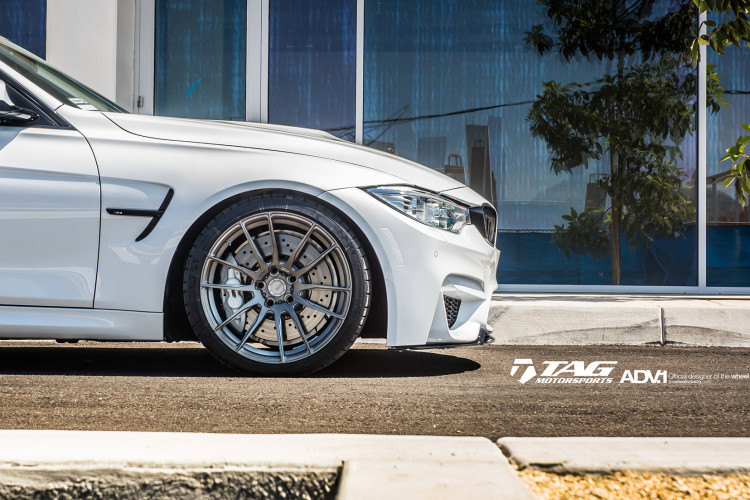 BMW F80 M3 With ADV1 Wheels By TAG Motorsports 1 750x500