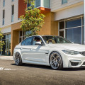 BMW F80 M3 Gets Treated With ADV.1 Wheels By Tag Motorsports