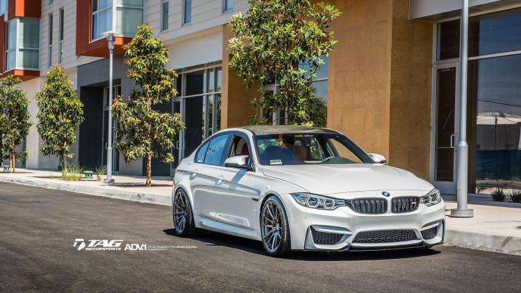 BMW F80 M3 With ADV1 Wheels By TAG Motorsports 3 750x422