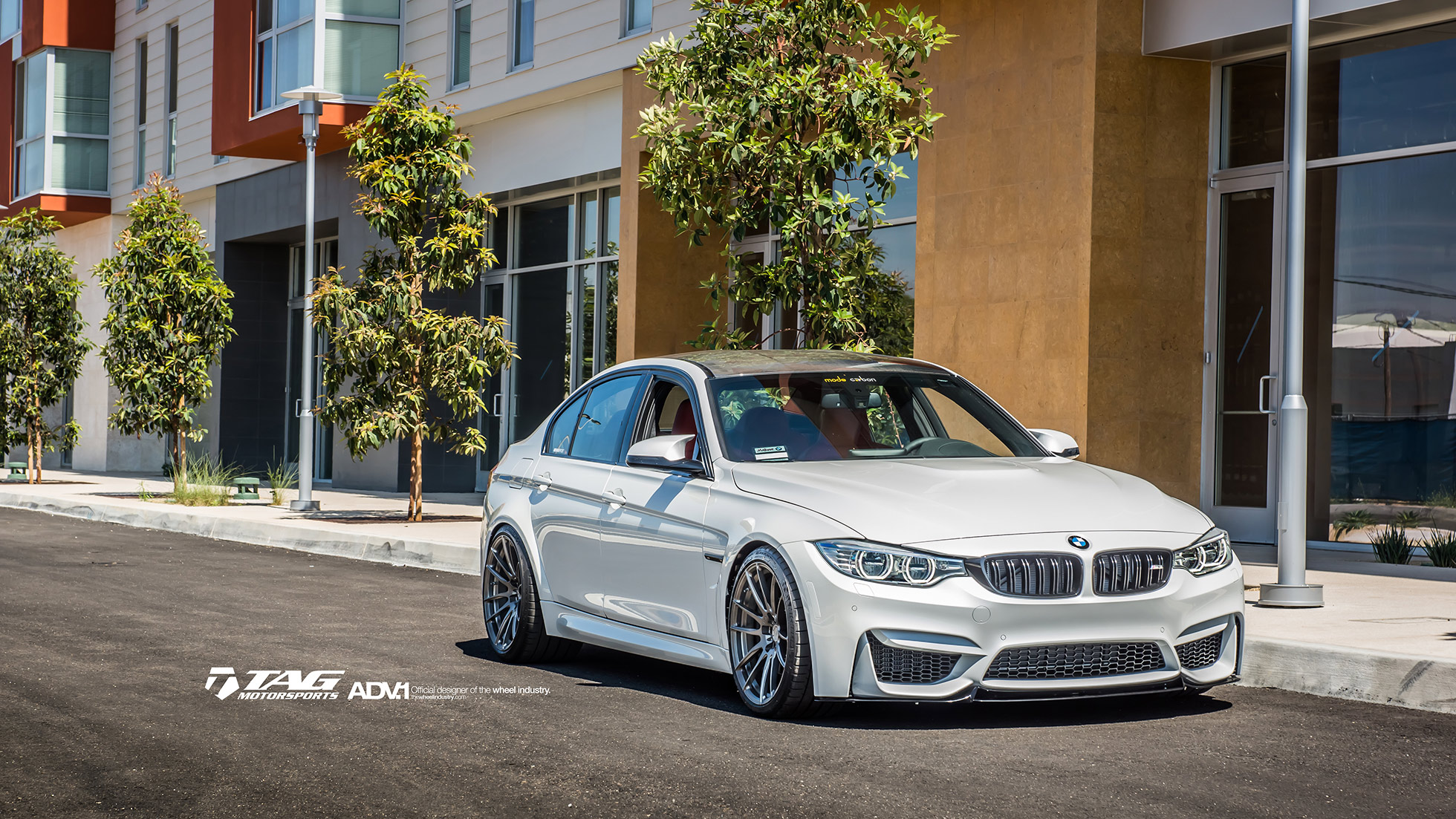 Bmw F80 M3 Gets Treated With Adv 1 Wheels By Tag Motorsports