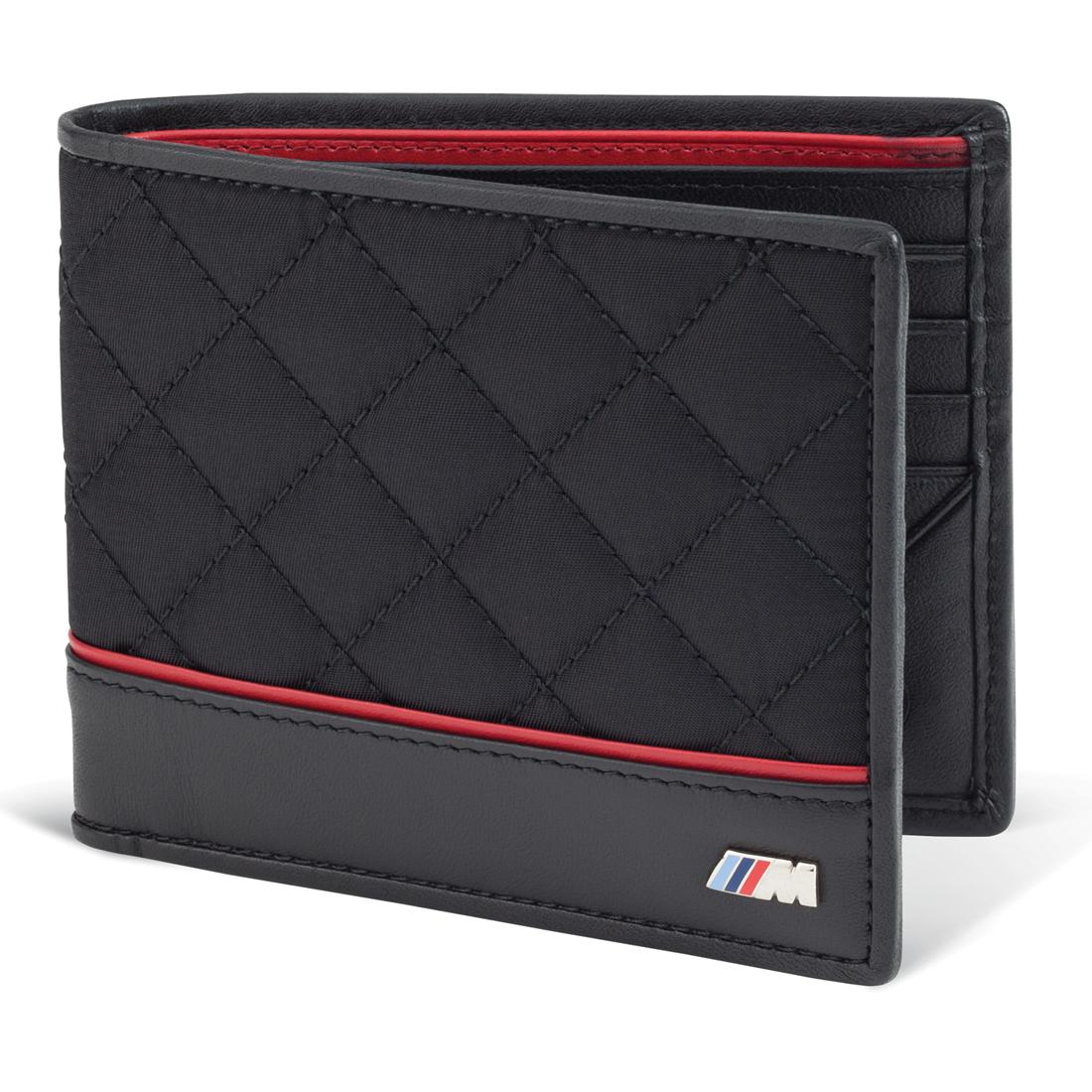 BMW M Quilted Wallet
