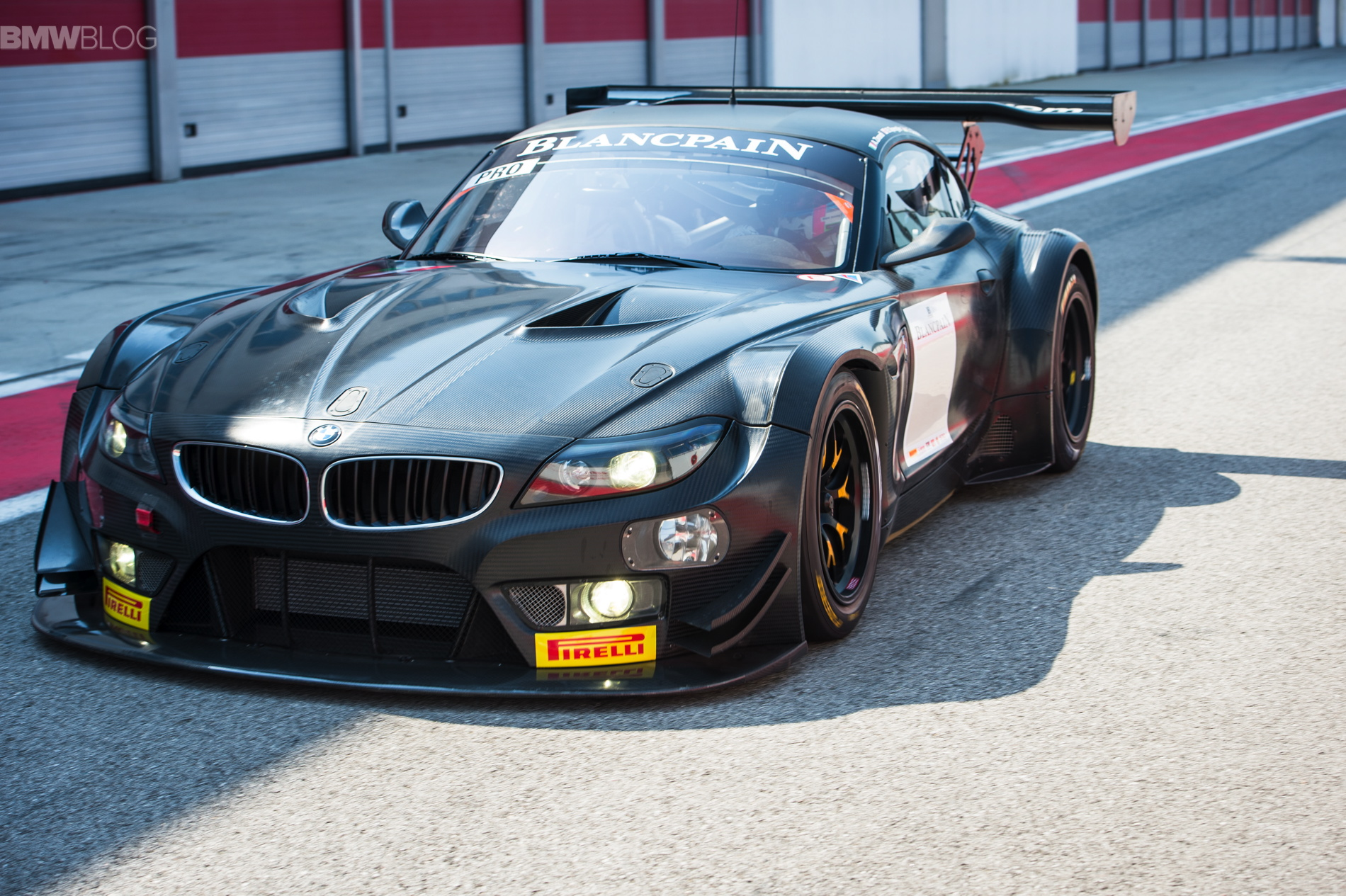 Bmw Motorsport Unveils Numerous Innovative Technical