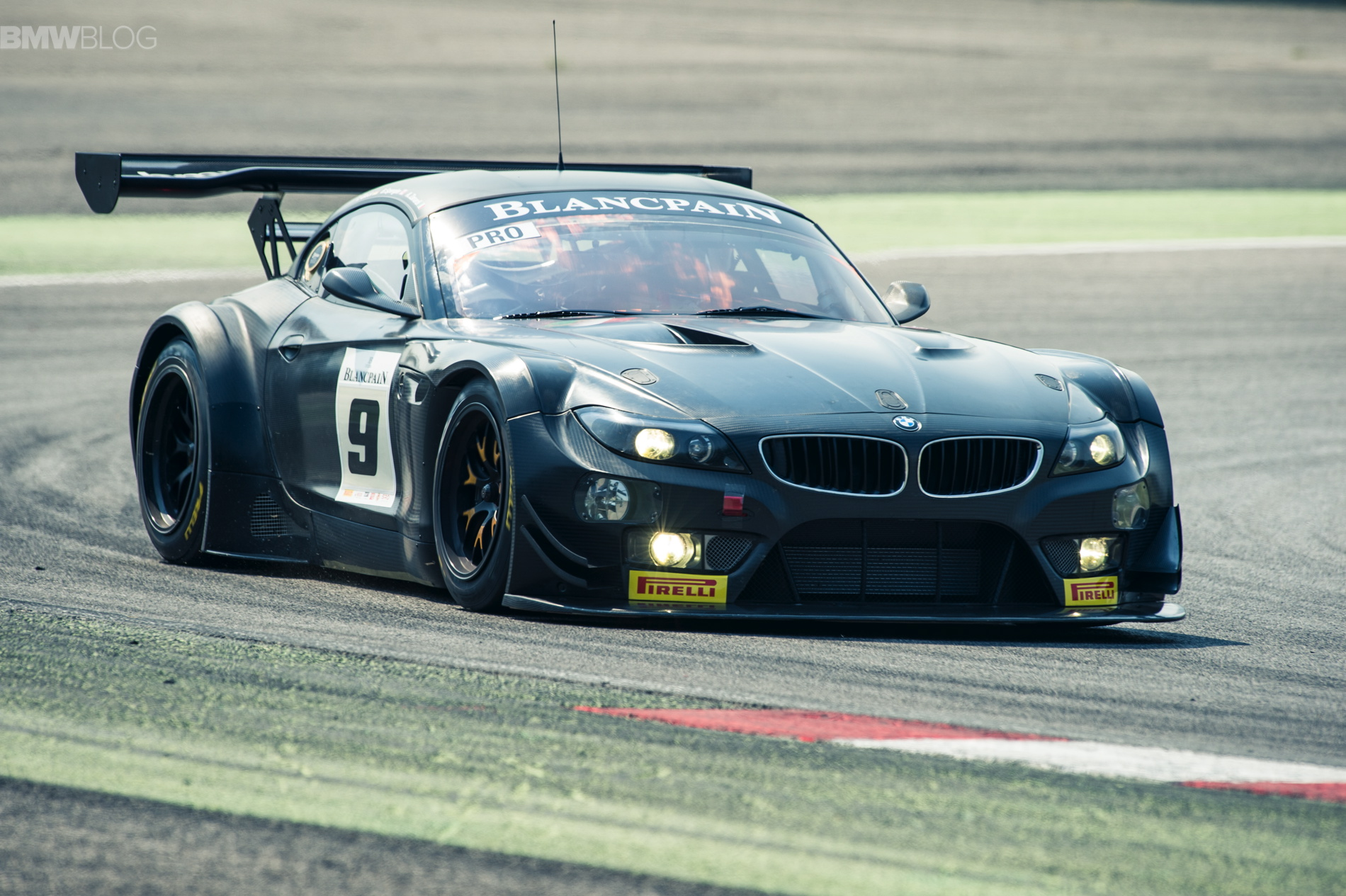 Bmw Motorsport Unveils Numerous Innovative Technical Features For The Bmw Z4 Gt3