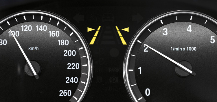 Lane Departure Warning 750x355
