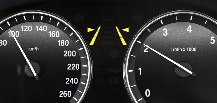 Lane Departure Warning 750x355