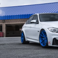 Mineral White BMW F80 M3 On Klassen MS03 Wheels