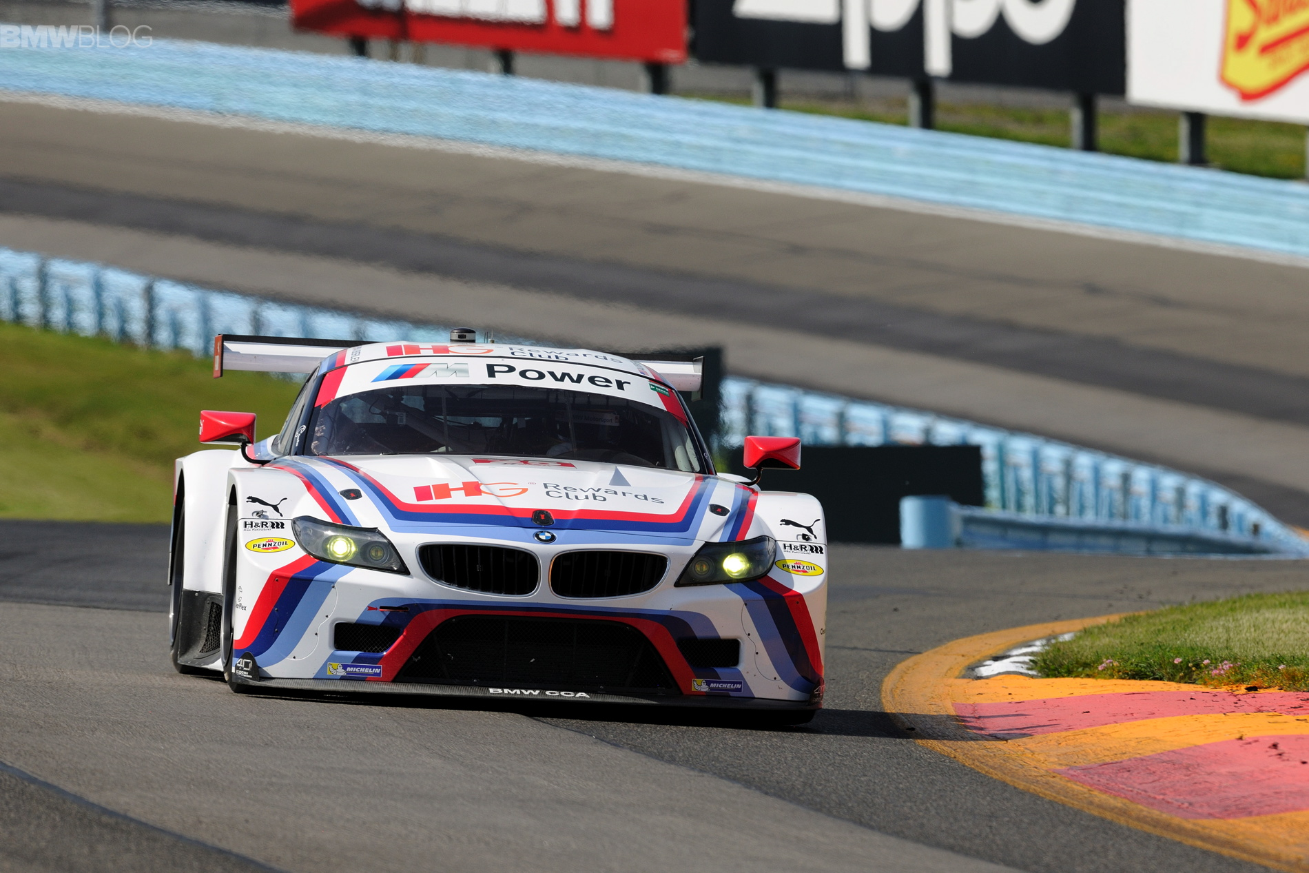 Sahlens Six Hours of the Glen bmw images 31