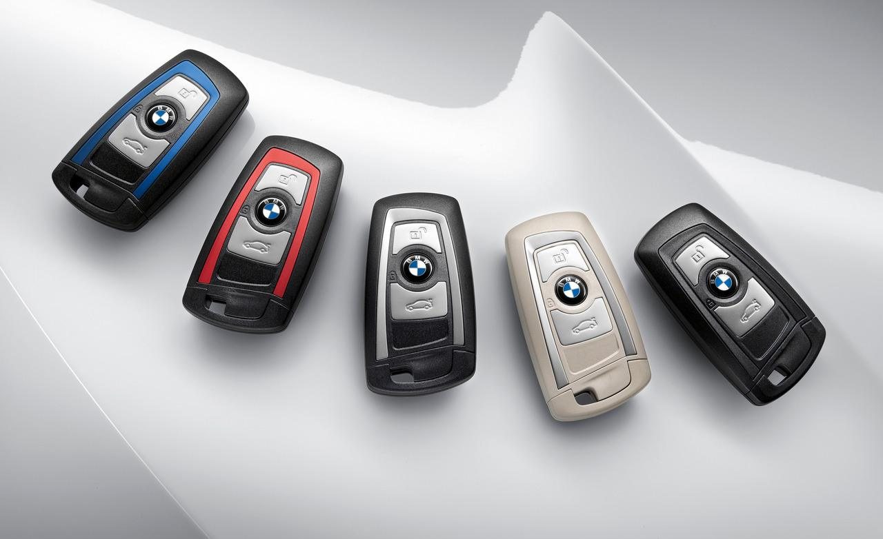 The Evolution Of Bmw Keys