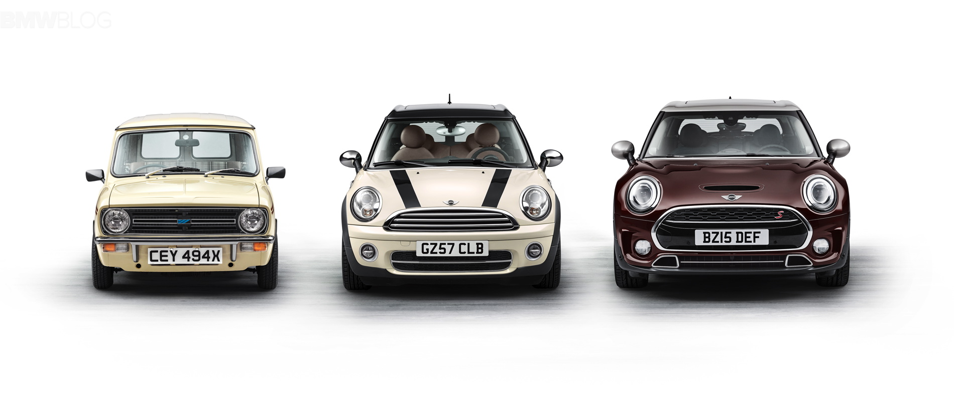 Three Generations Mini Clubman Images 23