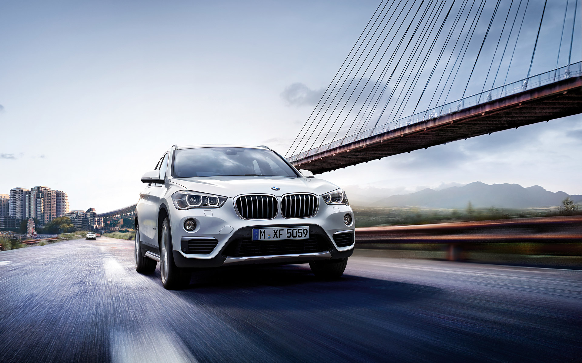 2016 Bmw X1 Wallpapers