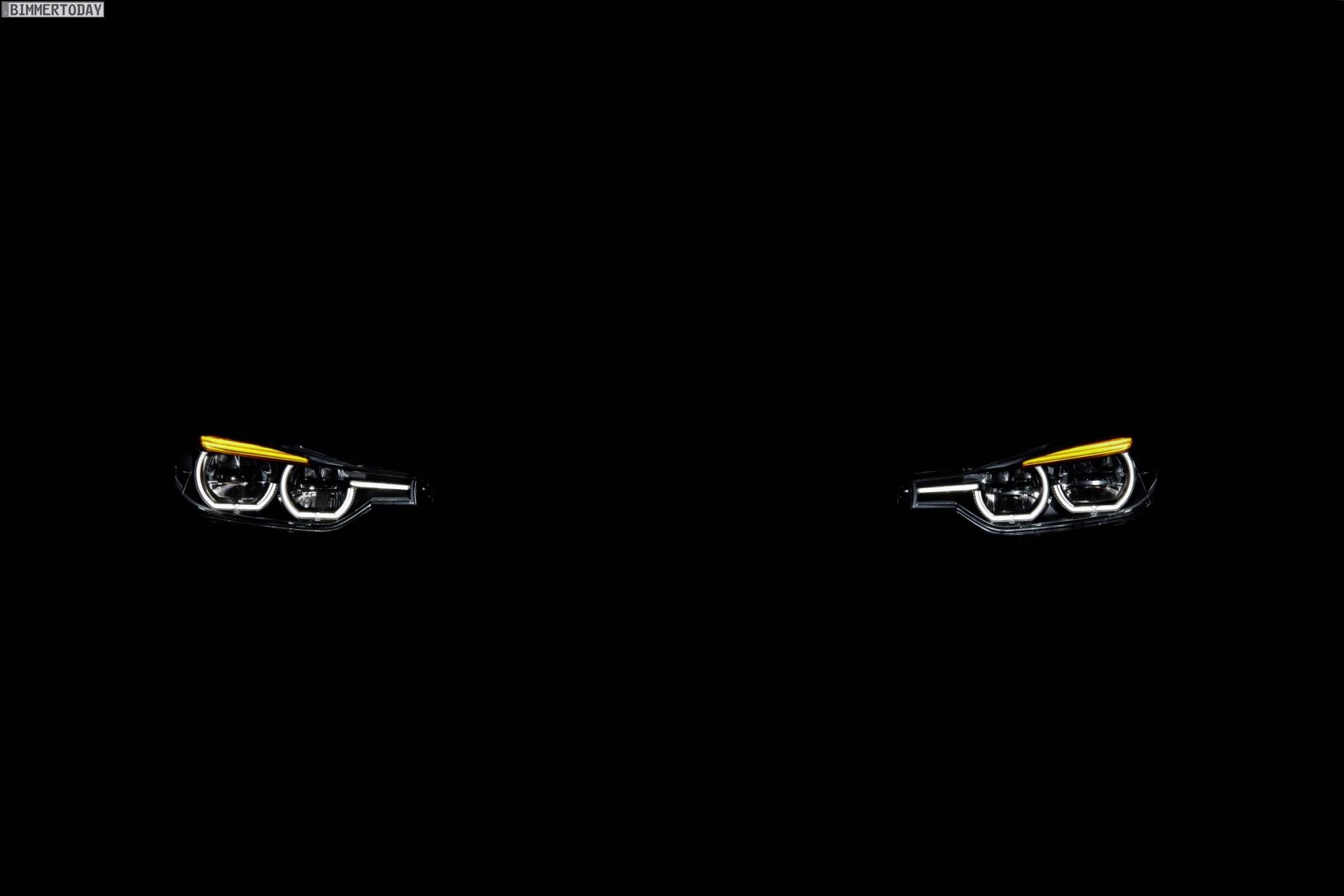 2015 BMW 340i F30 LCI Sport Line 3er Mediterran Blau 27