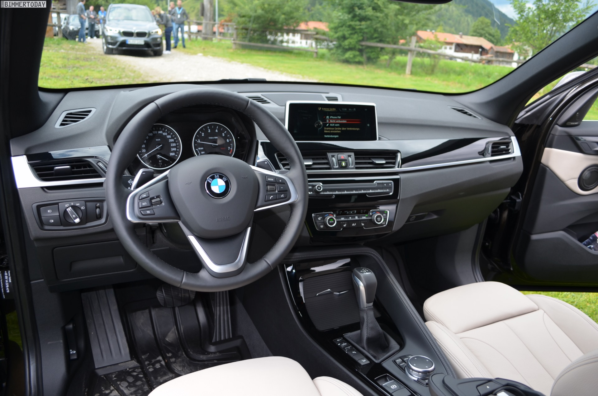 Auto Express Drives The 2016 Bmw X1