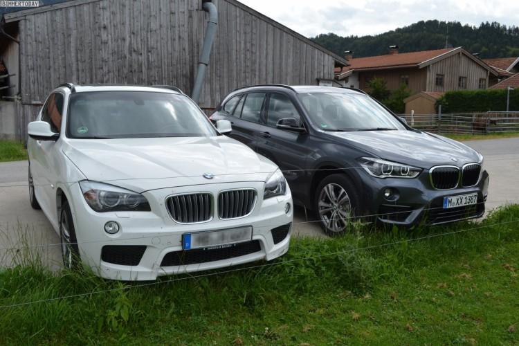 2015 BMW X1 F48 vs E84 Generationen Vergleich 07 750x500