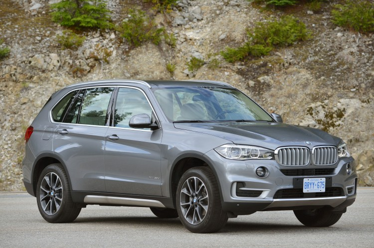 2015 BMW X5 Suv HD Wallpaper Desktop 750x498