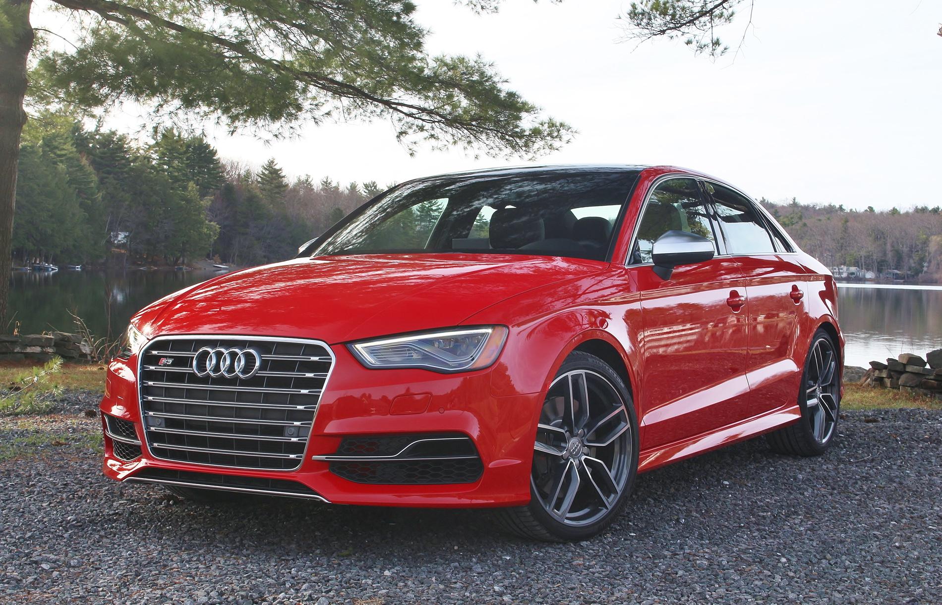 "Audi European Delivery >> ""Audi Sport"" - The future standalone performance brand"