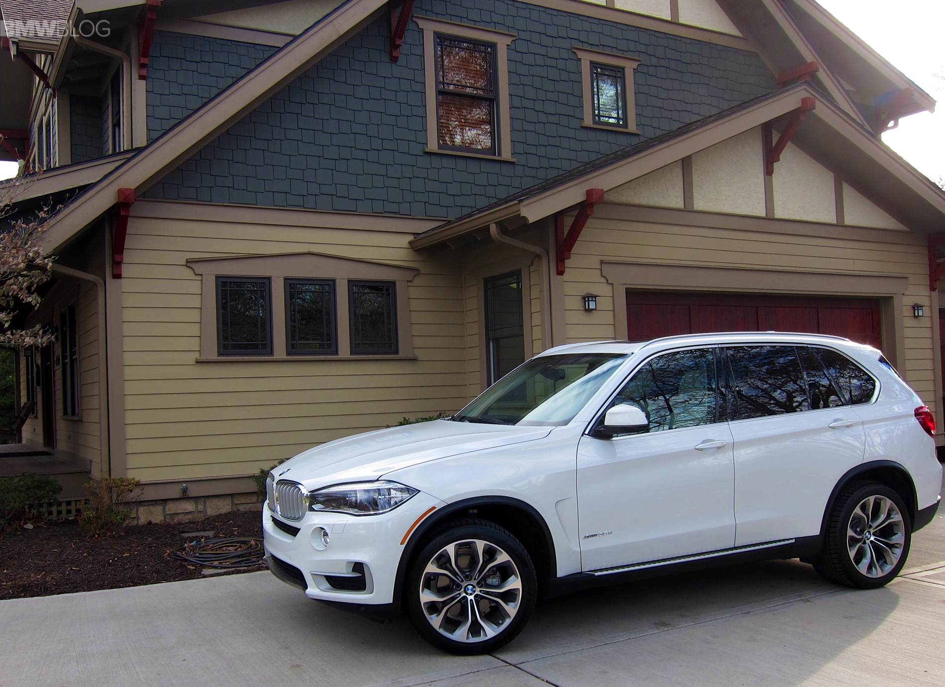 Bmw X5 Xdrive35d Bmw S Best All Around Luxury Car