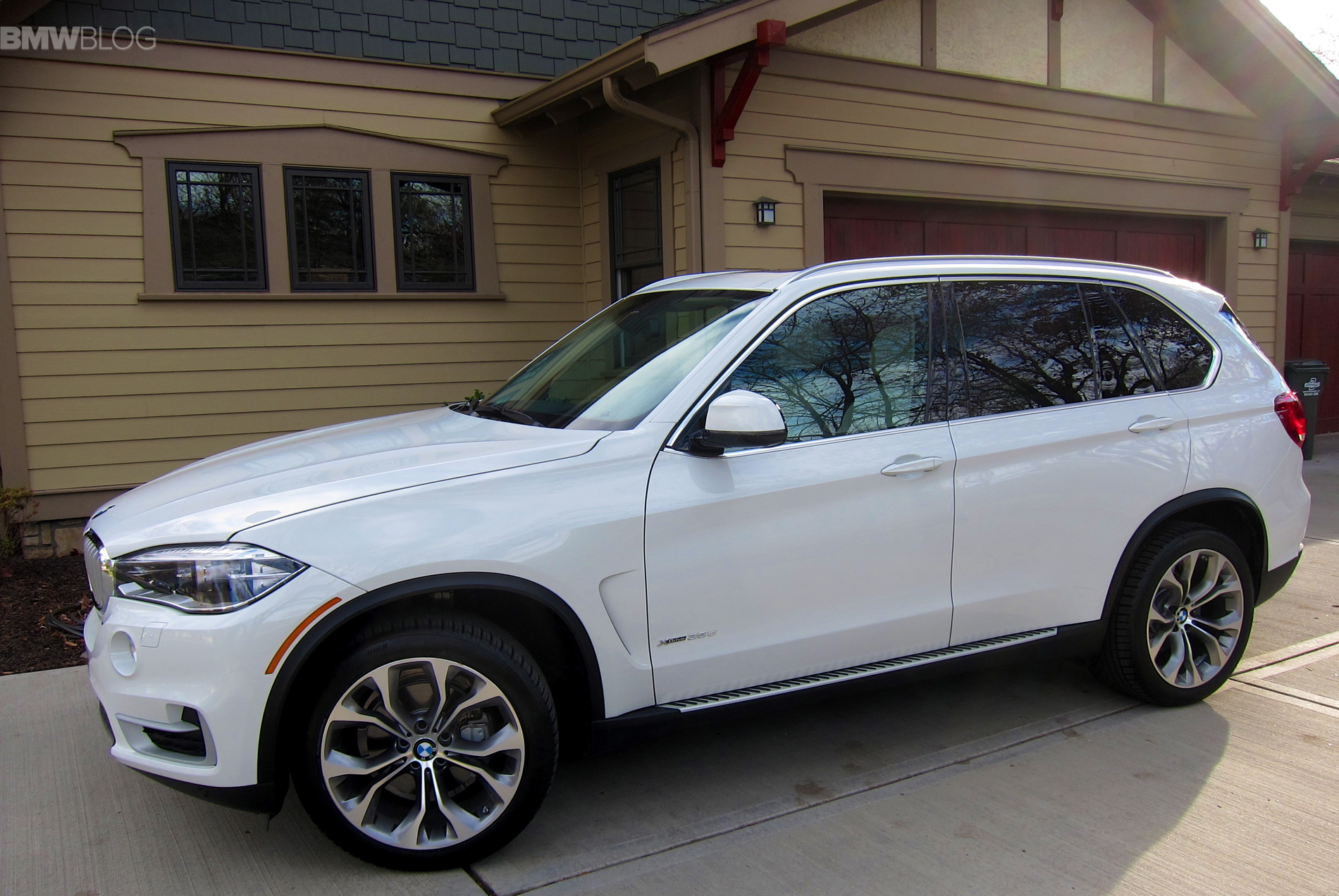 2016 Bmw X5 Xdrive35d Undergoes Minor Technical Updates Delivers In December 2015