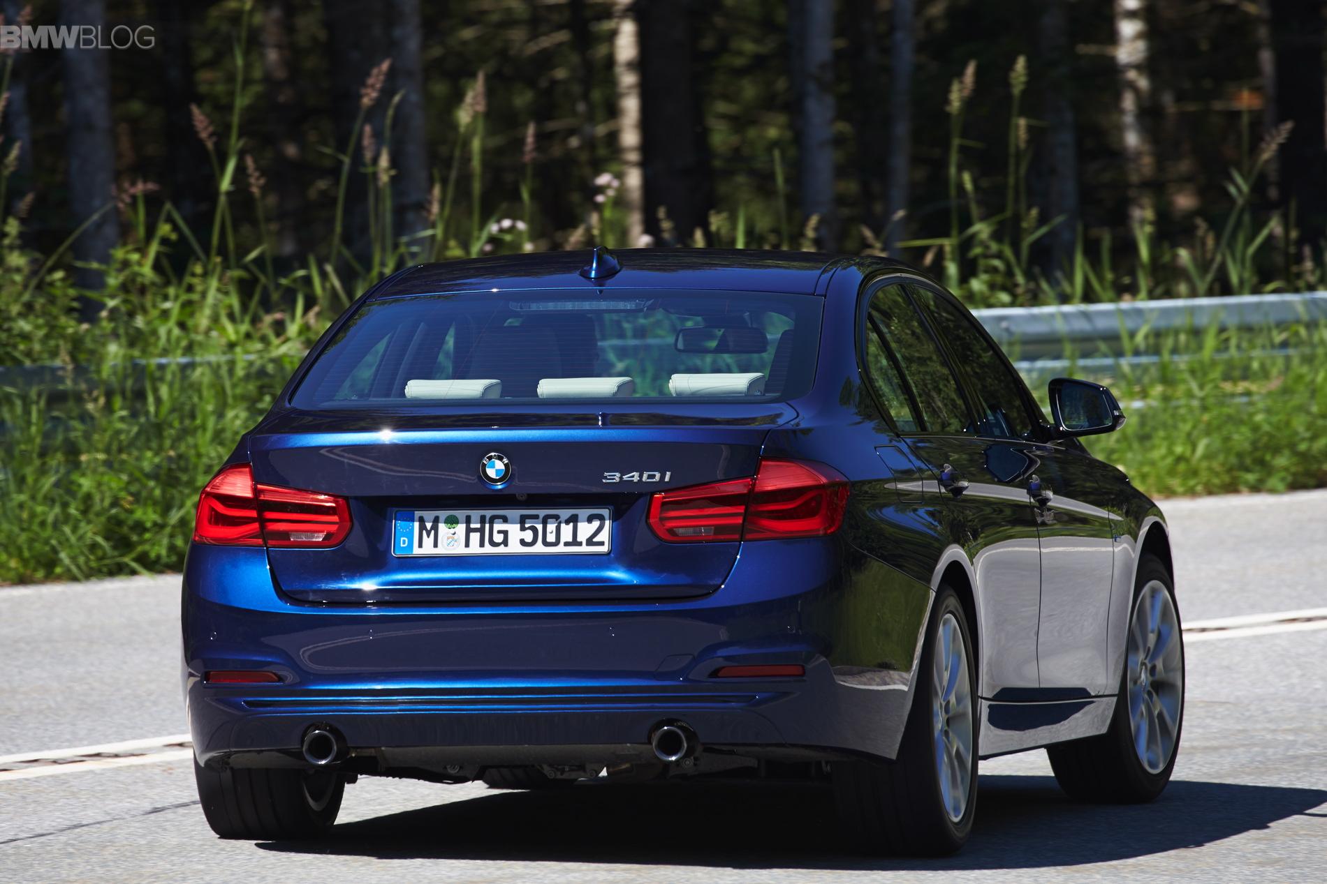 2017 Bmw 335i >> 2015 BMW 340i - Driving Impressions
