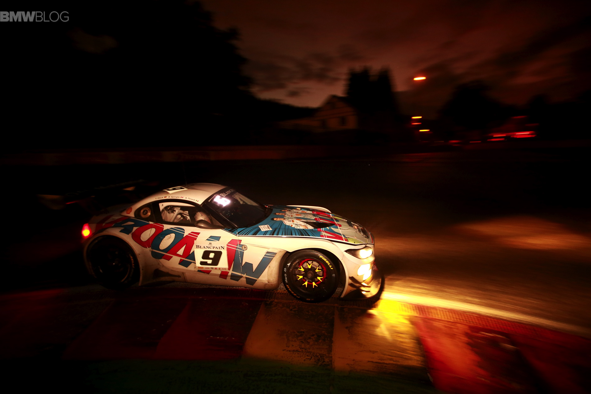 24h Spa Spa 24 Hours bmw images 04
