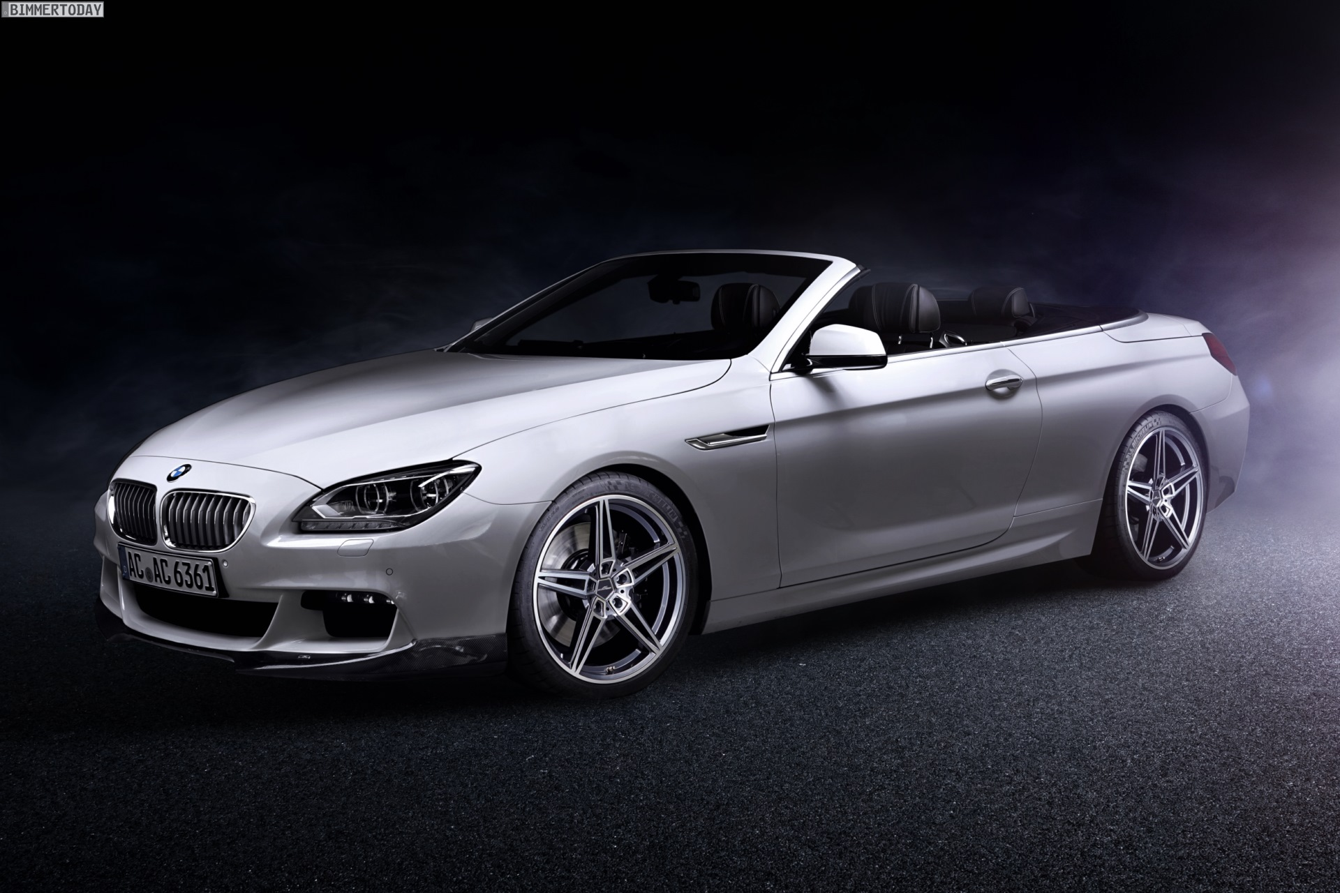 Ac Schnitzer Ac1 Wheels Available For Many Bmw Models