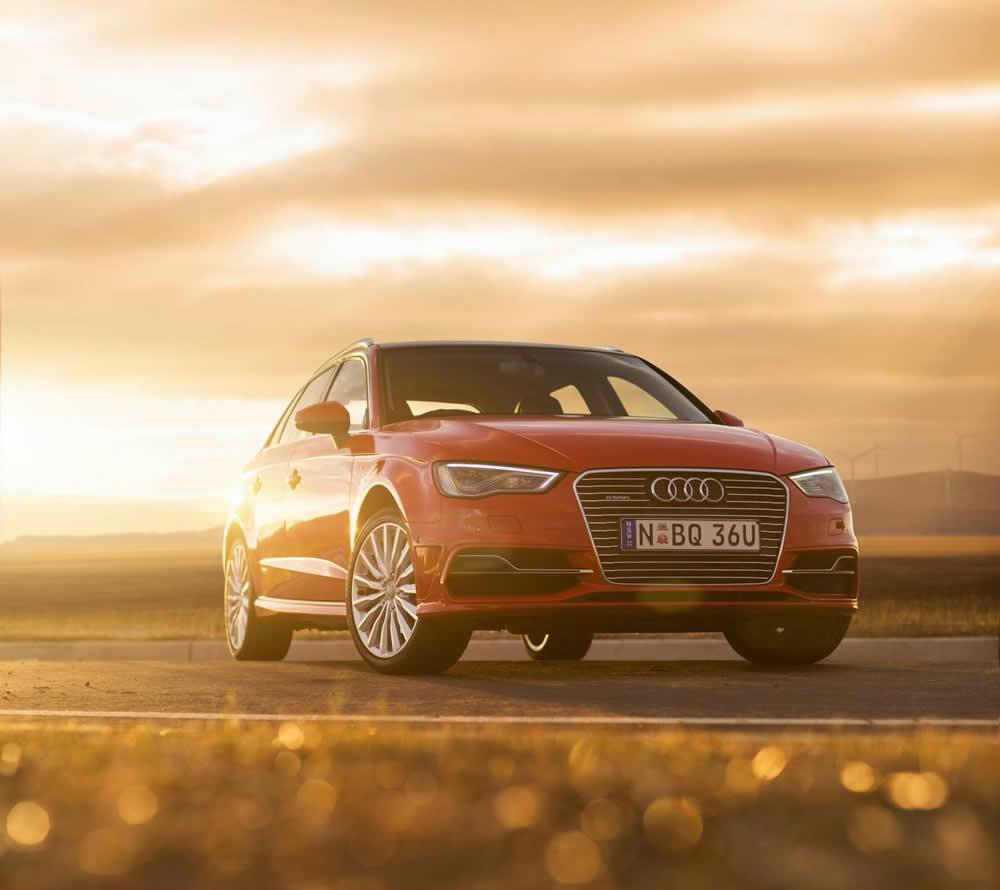 Audi A3 Sportback e tron 1