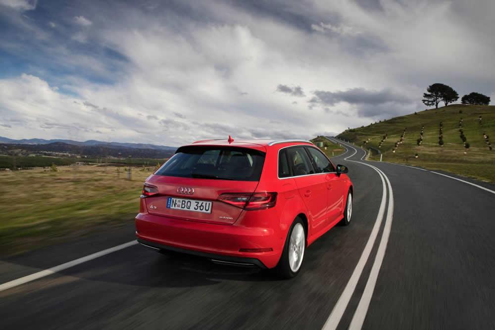 Audi A3 Sportback e tron 2