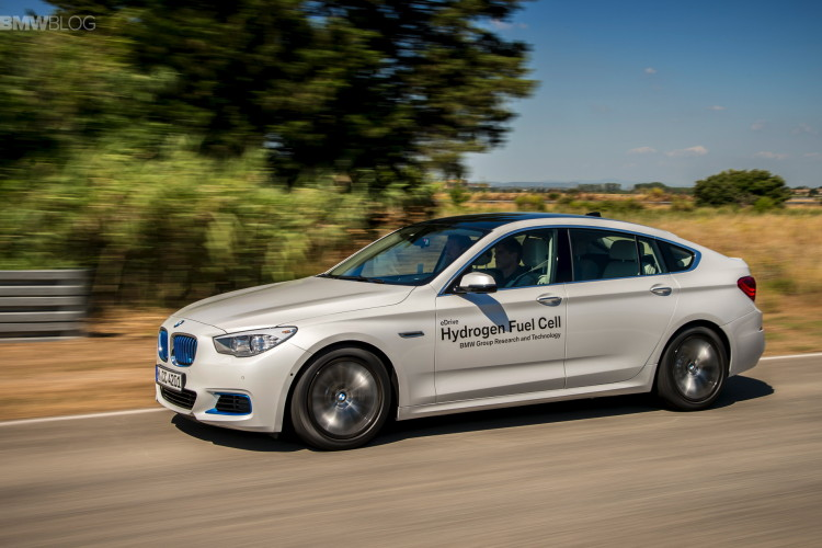 BMW 5 series gt hydrogen fuel cell images 08 750x500