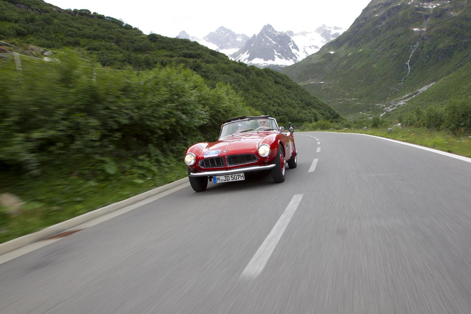 BMW 507 4