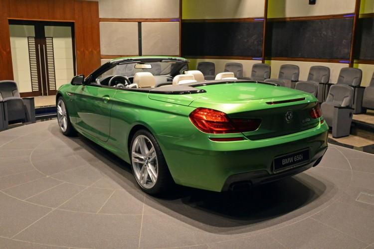 BMW 6er Cabrio Java Gruen Individual 650i F12 LCI 11 750x500