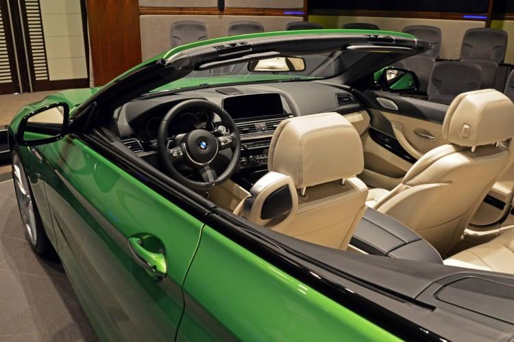 BMW 6er Cabrio Java Gruen Individual 650i F12 LCI 14 750x500