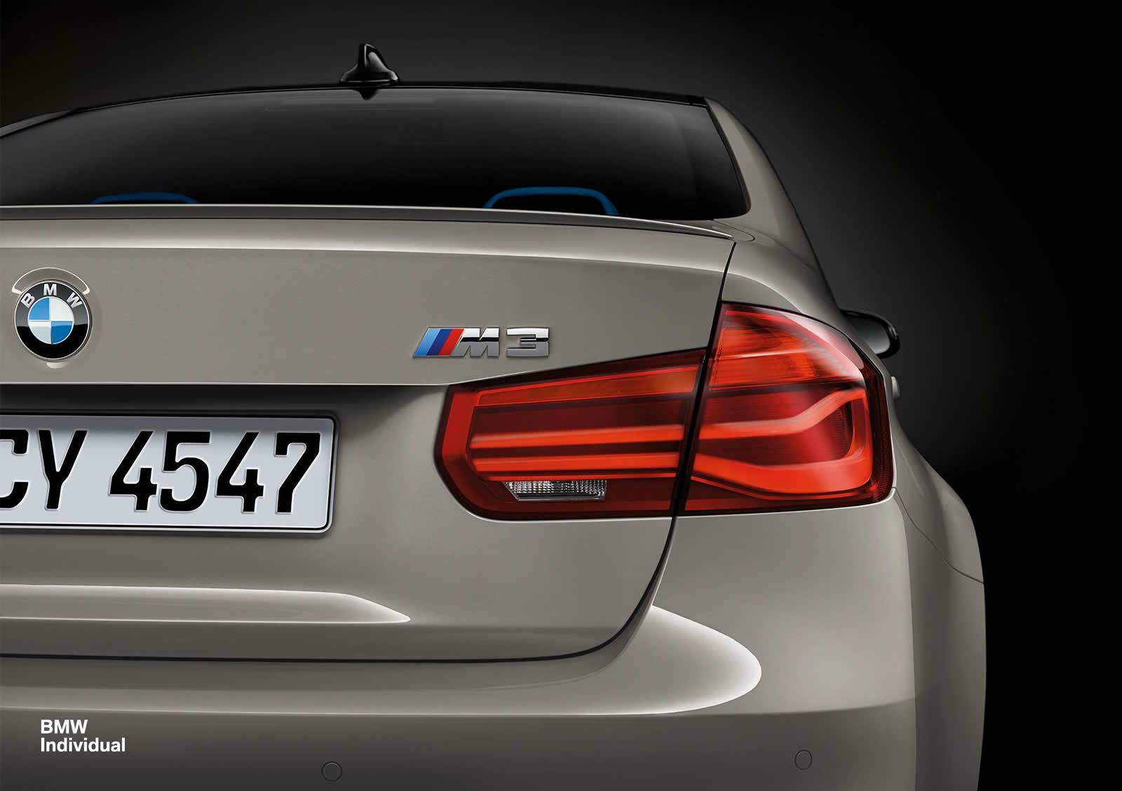 BMW F80 M3 Individual