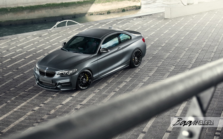 BMW M235i Track Edition images 03 750x469