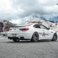 BMW M6 On Vorsteiner V-FF 103 Wheels