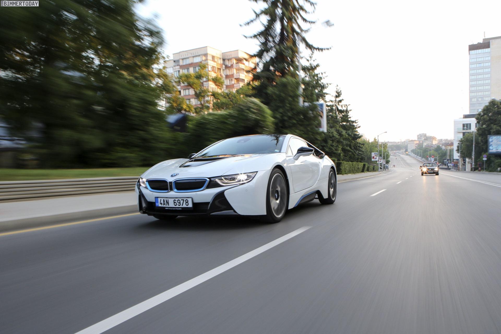 BMW i8 Wallpaper 46