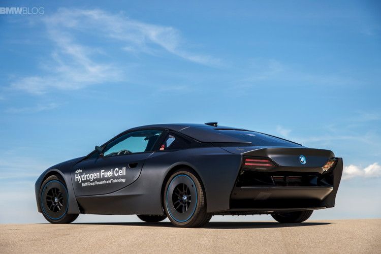 Bmw S Hydrogen Car Getting Closer To Becoming A Reality