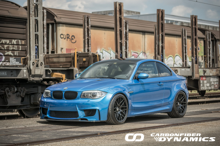 Carbonfiber Dynamics BMW 1er M Coupe Tuning 01 750x500