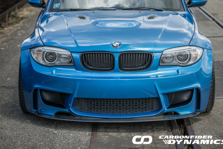 Carbonfiber Dynamics BMW 1er M Coupe Tuning 02 750x500