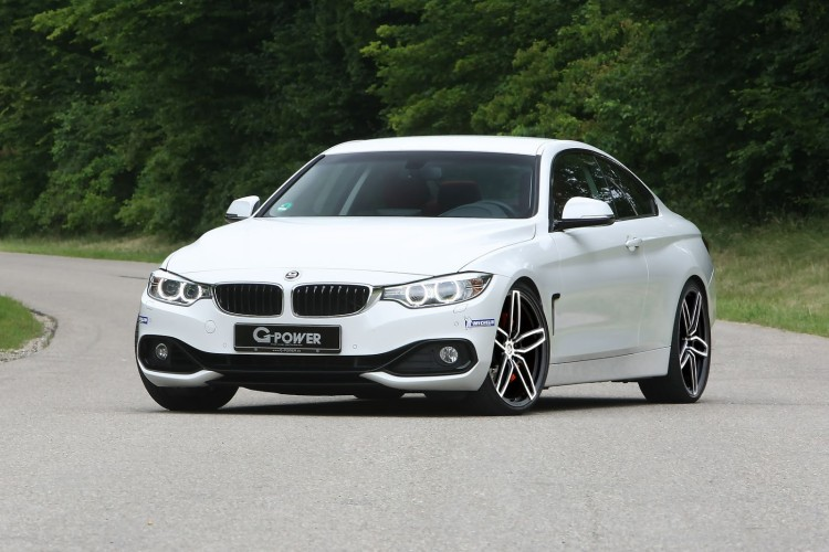 G Power 435d BMW 1 750x500