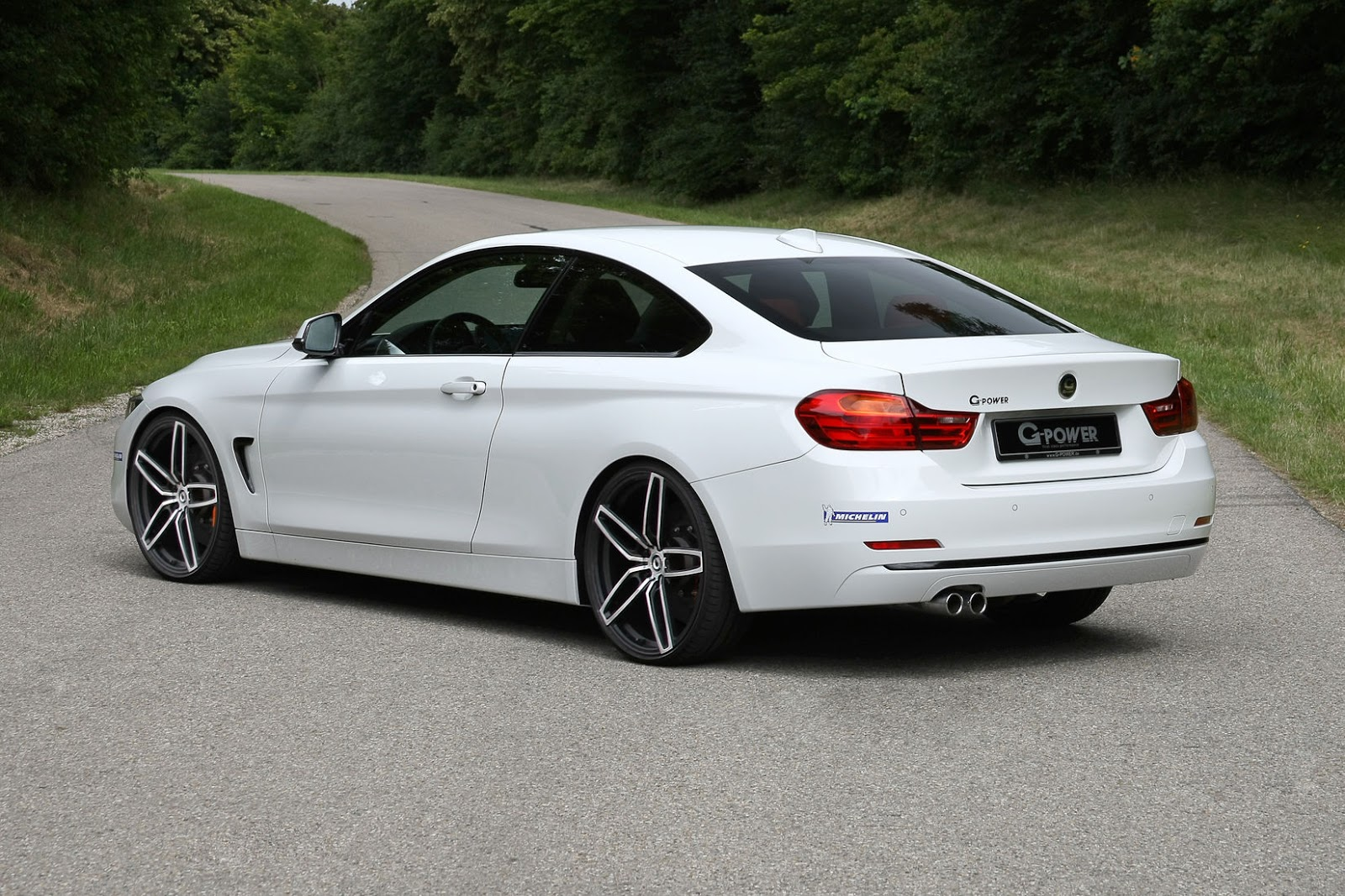 G-Power Gives The BMW 435d 375hp Horsepower