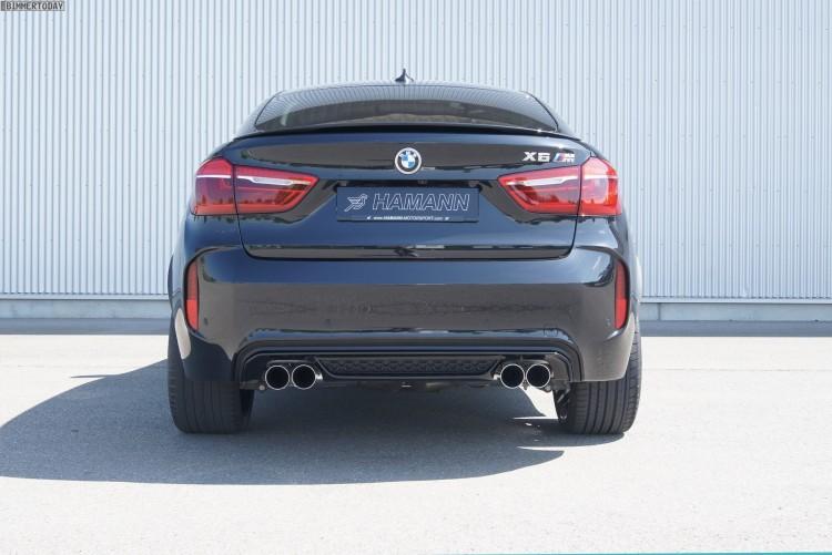 Hamann BMW X6 M F86 Tuning F16 23 Zoll 09 750x501