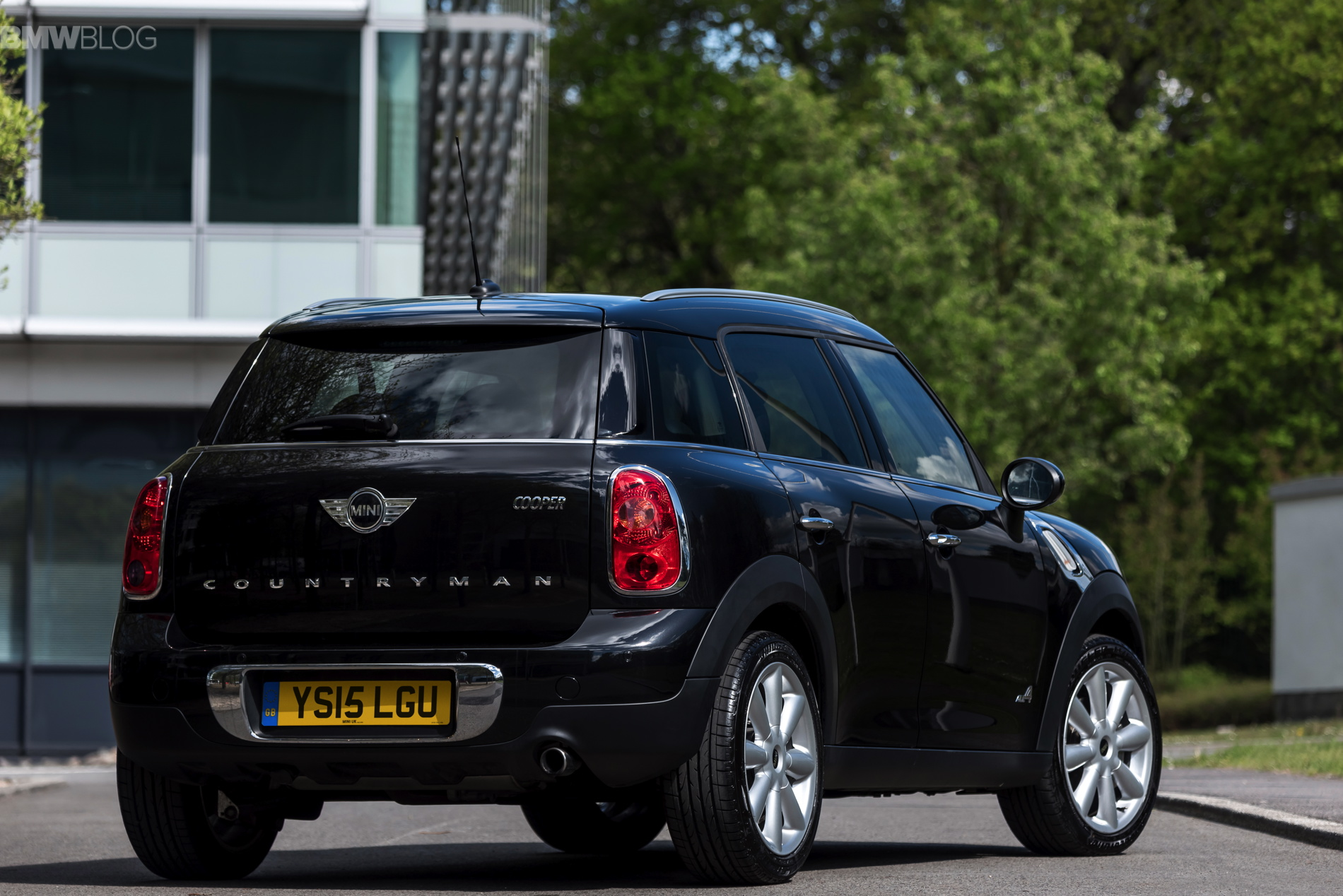 mini countryman cooper d all4 business model revealed. Black Bedroom Furniture Sets. Home Design Ideas