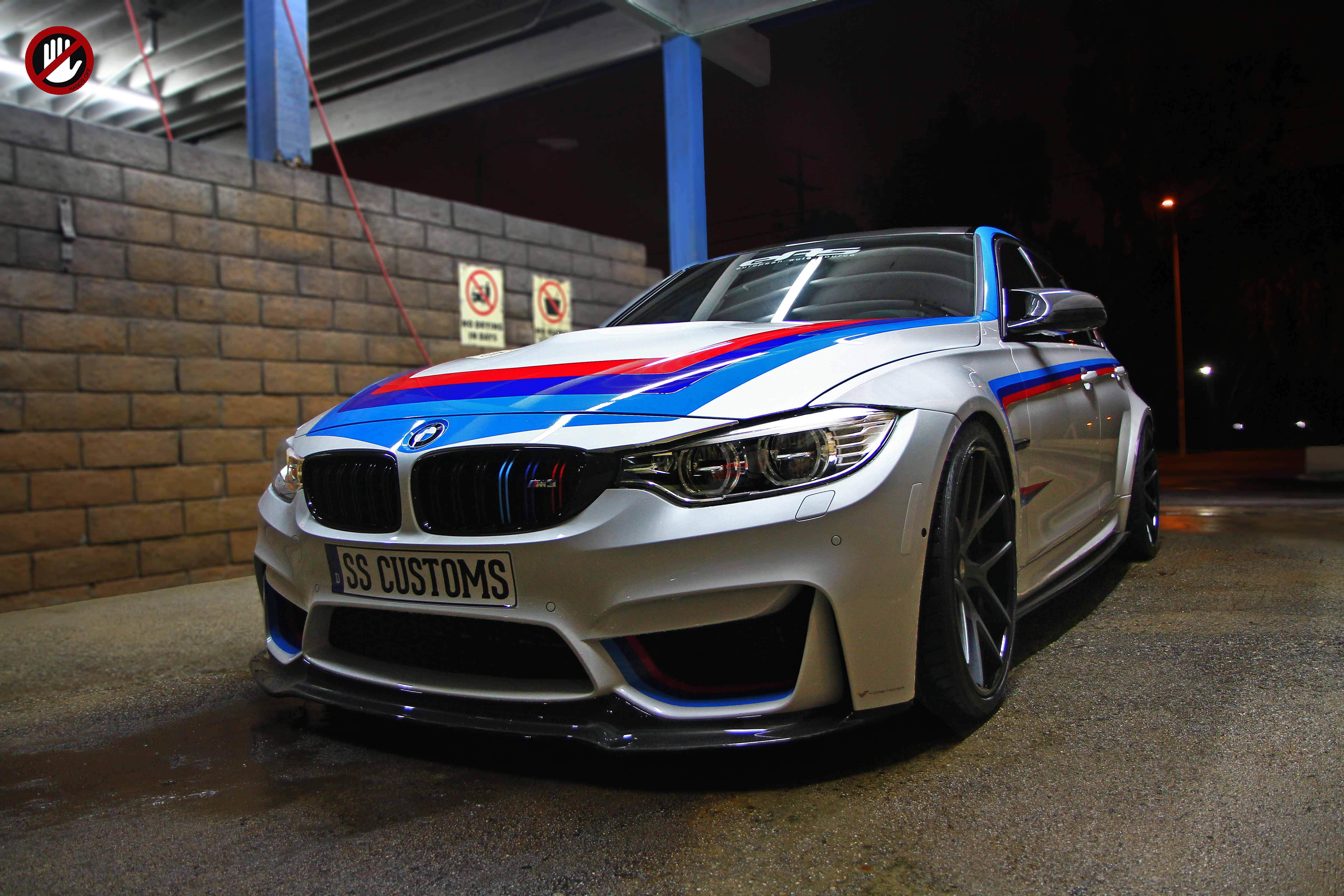 Project M Dreaming Based On The 2015 Bmw M3