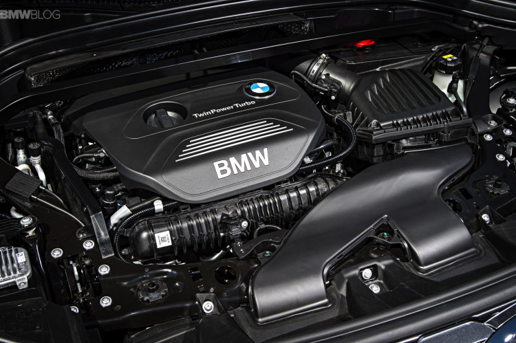 New BMW X1 engine 1900x1200 images 01 750x499