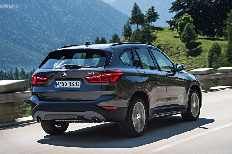 New BMW X1 exterior 1900x1200 images 20 750x499