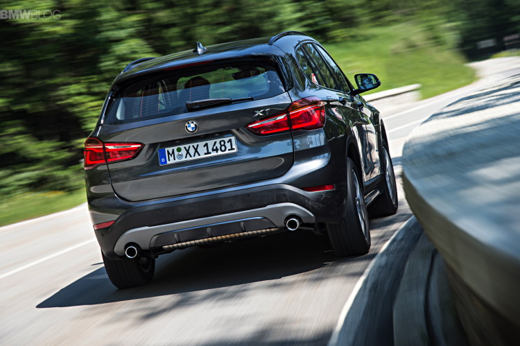 New BMW X1 exterior 1900x1200 images 21 750x499