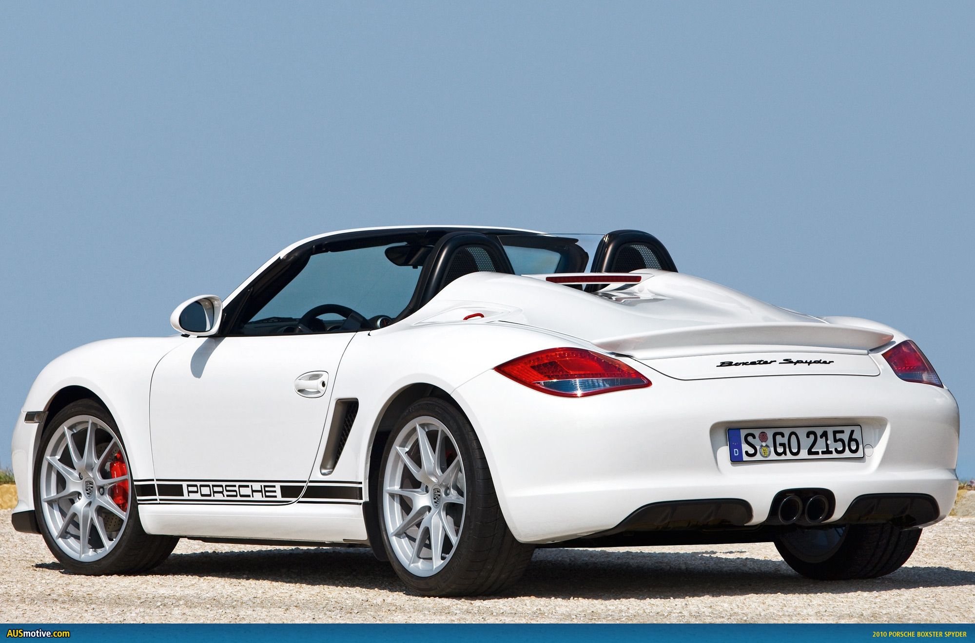 Porsche Boxster Spyder Underwhelms Can Bmw Learn From It