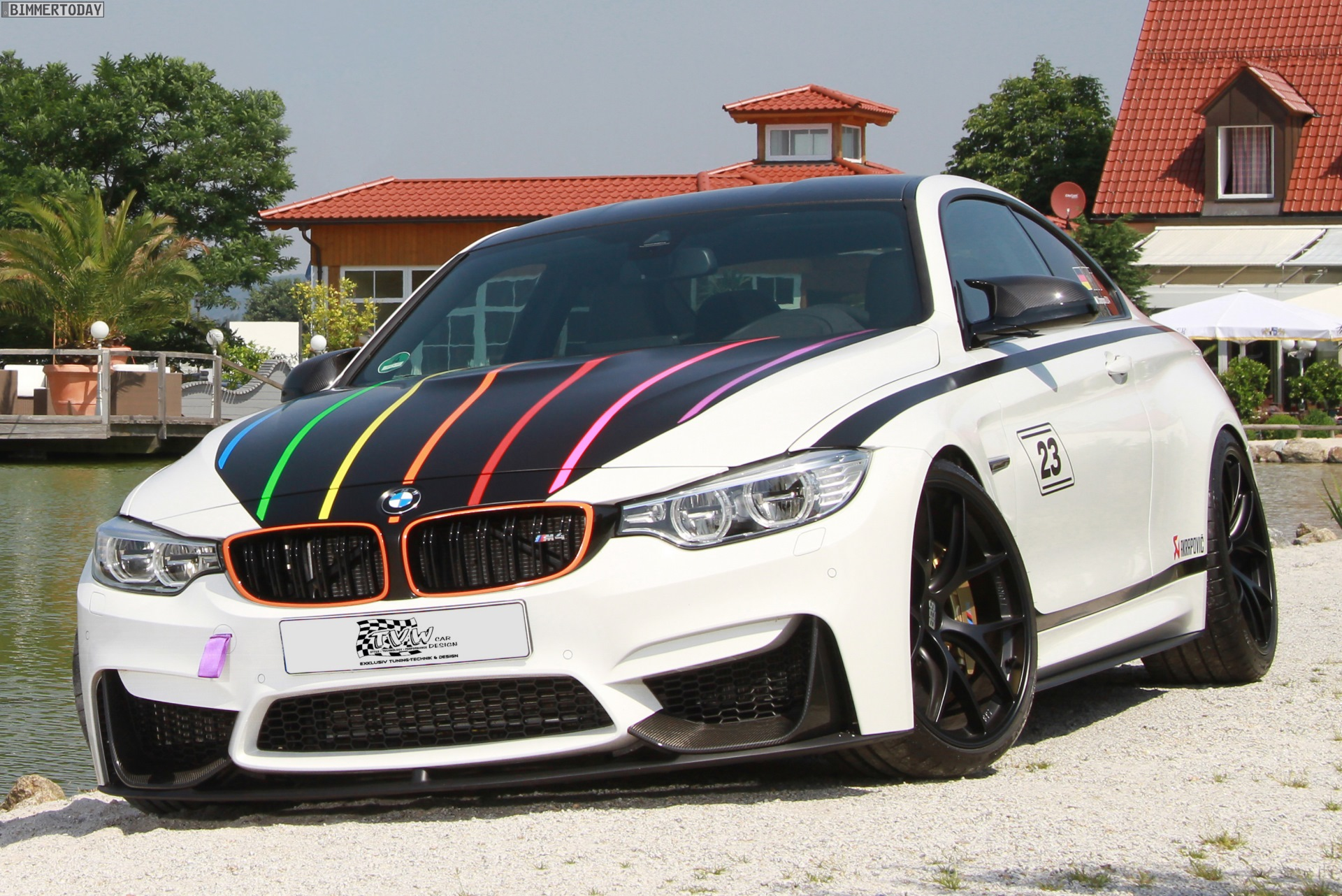 TVW Tuning BMW M4 DTM Champion Edition Wittmann 03
