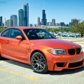 Valencia Orange BMW 1M On VMR Wheels 2 120x120
