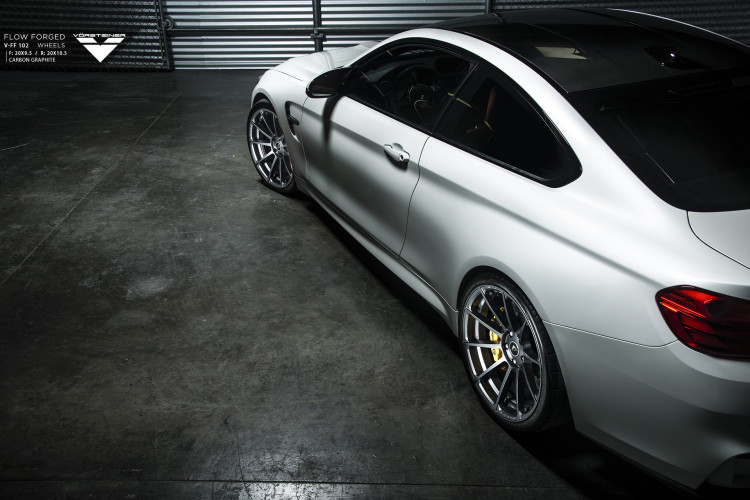 Vorsteiner Flow Forged and EVO Aero Program for the F82 M4 Image 4 750x500